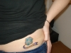 Courage Dice Tattoo