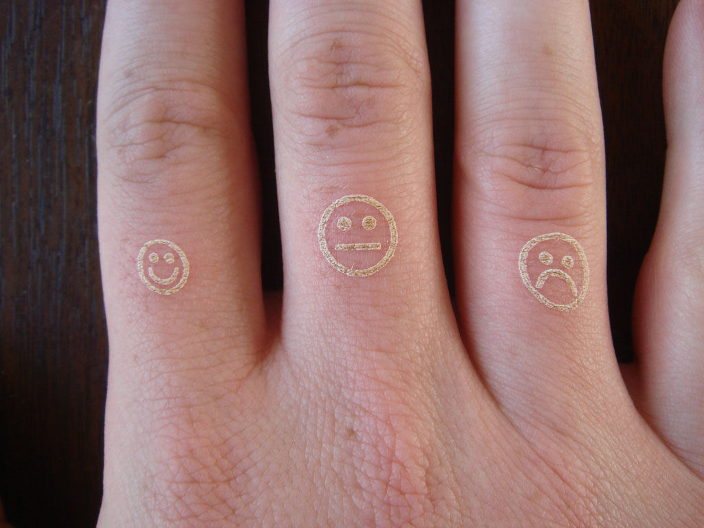 """Laser Etching a Geeky """"Tattoo"""" @ Geeky Tattoos"""
