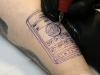 Blackberry Storm Tattoo 2