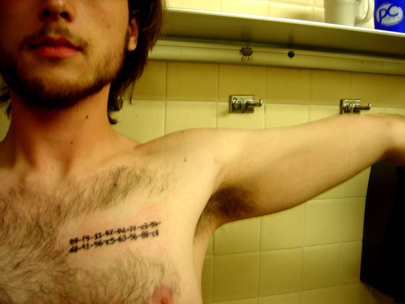 It 39s time for another entry in our series Illegal Tattoos