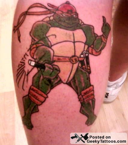 Geeky Tattoos Reader Round-Up #2 @ Geeky Tattoos