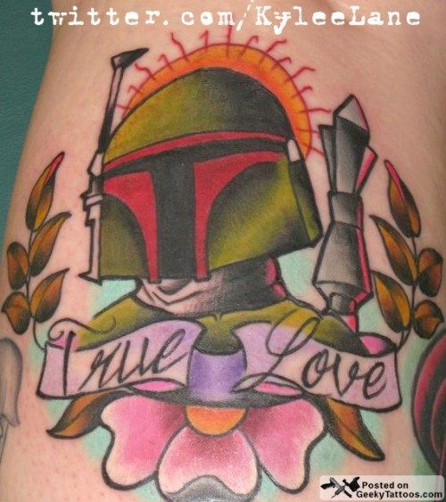 Boba Fett True Love