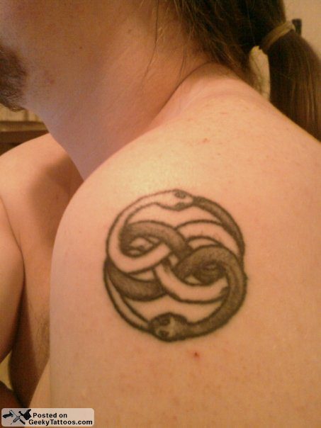 Fabelhaft Atreyuuuuuuu!!! @ Geeky Tattoos &WE_92