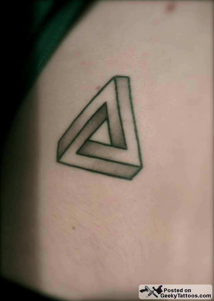 Image Result For Triangle Tattoos