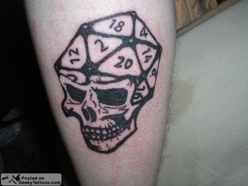 geeky tattoos part 10