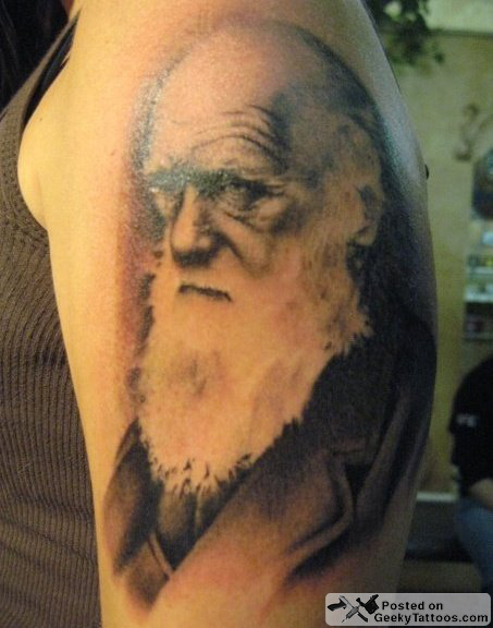 darwin_tattoo