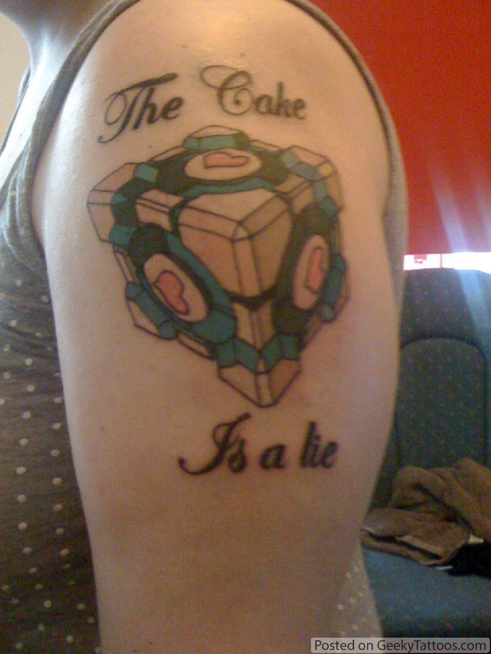 Robot Devil Tattoo