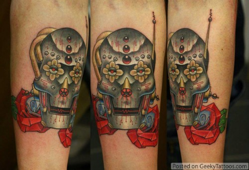 Geeky tattoos for Tattoo lafayette indiana