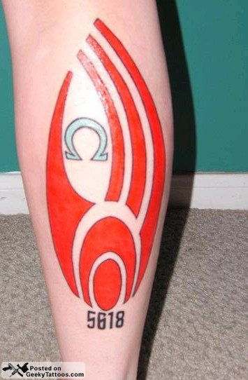 Borg Tattoo
